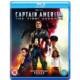 Captain America [Blu-ray] [Region Free]